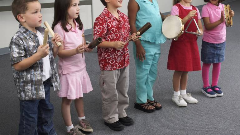 Young Musicians Course (ages 6 to 8)