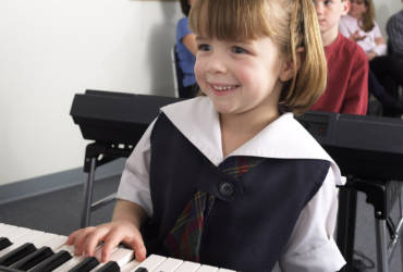 Piano Club (ages 8 to 10)