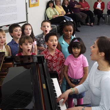 Junior Music Course (ages 4 to 5)
