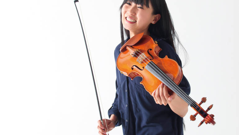 Violin Course (ages 7 to adult)