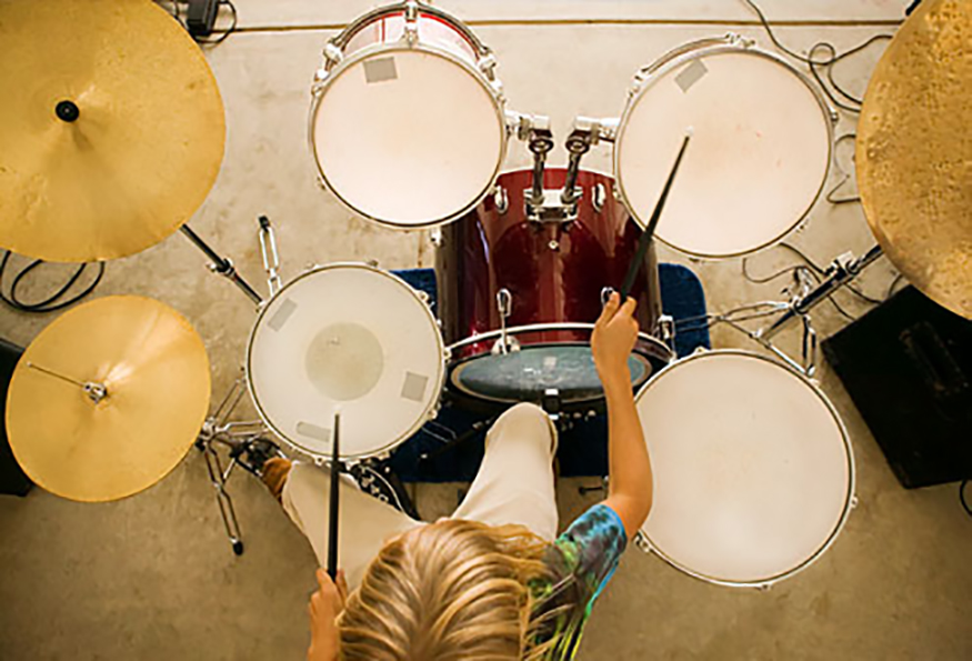 Drum Course (10 – adult)