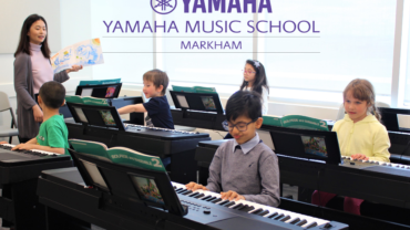 Yamaha Music School – Music Courses for All Ages in Markham
